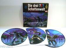 Robert Arthur - Die Drei ??? - Schattenwelt | 3LP Vinyl Picture Disc Set |Europa