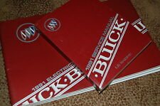 1991 Buick LeSabre Service Manual Set Like NEW Free Shipping