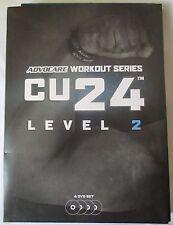 ADVOCARE WORKOUT SERIES CU-24 LEVEL 2 - 4-DVD SET