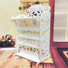 2018 Doll Shoes Rack Playhouse Accessories Doll Furniture Kids Gift