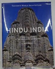 Hindu India 1998 Henri Stierlin From Khajuraho to Temple City of Madurai Taschen