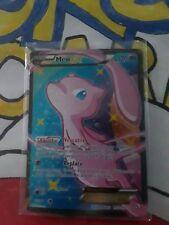 Mew EX Full Art Holo RC24/RC25 Pokemon Card! Legendary Treasures Radiant Collect