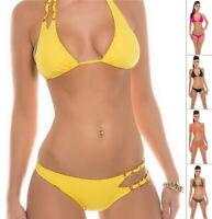 KouCla SEXY BACK Women's Top & Bottom Swimwear Swimsuit Bikini Set - S/M/L/XL