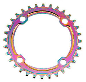 SNAIL Chainring 30-42T 96/104mm BCD MTB Bike Round Oval Narrow Wide Chain Ring