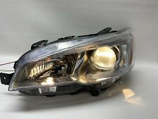 2015 2016 2017 2018 WRX LH Left Driver Side Headlight Headlamp Halogen Clean OEM