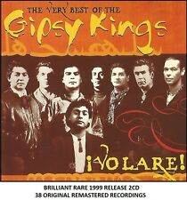 The Gipsy Kings Very Best Greatest Hits Collection - RARE Spanish Flamenco 2CD