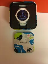 Ticwatch E Smart Watch - White