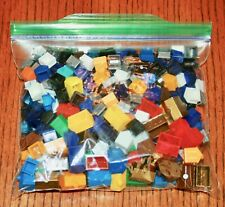 Bag of 200 Houses and 50 Hotels - Monopoly multiple colors from Specialty sets