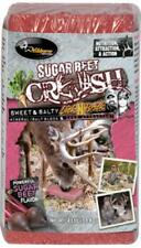 4 Lb Sugarbeet Crush Block Long Lasting Mineral Block Deers Love Sugarbeet 2Pk