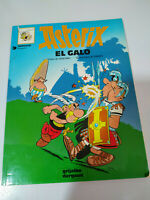 Asterix el Galo Obelix Dargaud Uderzo Español - Comic Libro - AM