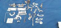 29 pcs Vintage greist sewing machine attachment parts bobbins