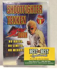 BRAND NEW Factory Sealed U.S. Manga SHOOTFIGHTER TEKKEN Round 1 DVD Anime 2004