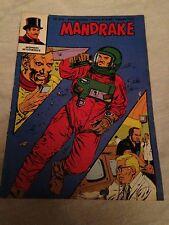 MANDRAKE 270 (1970) 58 pages mondes mystérieux