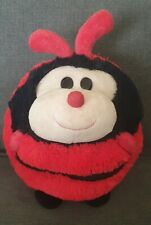 Jiggling Ladybird Soft Toy