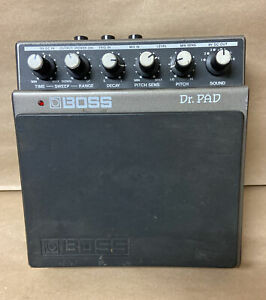 Boss DRP-I Dr Pad Vintage Synth Drum Pad