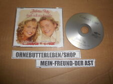 CD Pop Kathrin & Peter - Jeden Tag lieb ich dich mehr (1Song) MCD PALM REC
