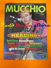Rivista MUCCHIO SELVAGGIO 320/1998 Bim Sherman Amon Tobin Fluxus  No cd