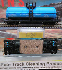 eSPee TRACK CLEANING TANK CAR - Model Power - GATX / Dow Chemical - N Scale MTL