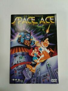 Video Game Space Ace Don NEW DVD