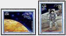 Timbres Cosmos Algérie 955/6 * lot 21609