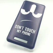 Handy Hülle für Xiaomi Redmi Note 3 Dont Touch Tasche Case Cover Motiv Slim Neu