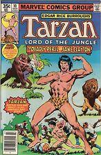 Tarzan V1 #10, Marvel, 1978
