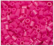 1000 Perler Magenta Color Iron on Fuse beads New