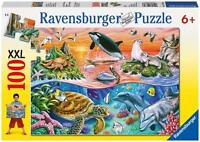 Ravensburger 10681 High Quality Underwater XXL 100 Pieces Jigsaw Puzzle - Multi