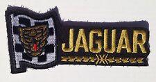 JAGUAR EMBROIDERED CLOTH PATCH COVENTRY XK 120 140 E TYPE XJ XJS XJ6 XJ12 MARK X