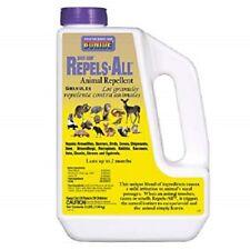 Repels-All Animal Repellent - 3 Lb. Granular
