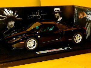 Enzo Ferrari Owned By Jamiroquai ELITE HOTWHEELS T6255 1/18