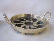 Antique Vintage Asian Brass Cookie Mold