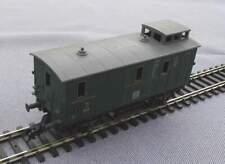Güterwagen, Güterzugbegleitwagen mit Reichspost von Fleischmann - HO 1:87