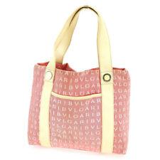 97a6a53a6576 Bvlgari Logo Leather Bags Handbags For Women Ebay