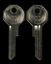 DPCD KEY BLANK DESOTO PLYMOUTH CHRYSLER DODGE IGN Y131 1949-1955