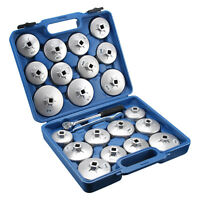Modern 23Pcs Cap Type Oil Filter Wrench Set Automotive Removal Socket Tool Kit
