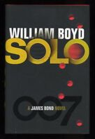 William Boyd - Solo; SIGNED 1st/1st (James Bond OO7)