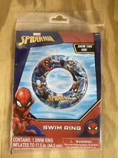 Marvel Spiderman Inflatable Swim Ring