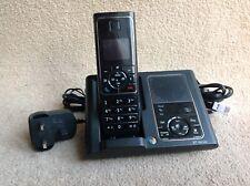 BT Verve 450 Single Digital Cordless Telephone & Answering Machine *New Battery*
