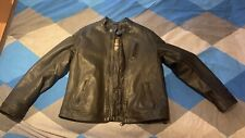 Barbour International Leather XL