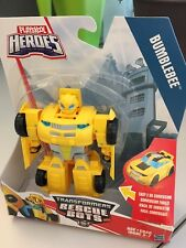 Playskool Heroes - Transformers Rescue Bots - Bumblebee - New