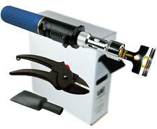 Schrumpfschlauch Set 1,6mm/0,8mm , Heißluftbrenner , Schlauchschneider