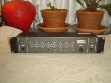 Teac Model 1, 8 Ch Mixdown Unit, Mixer, Tascam Series, Vintage, As Is, Repair