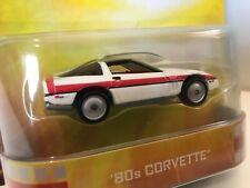 Hot Wheels 1980's Corvette A-Team 80's Die-Cast Car 1:64 1980