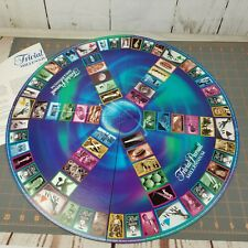 Trivial Pursuit Game Board & Instructions ONLY - Millennium Edition 1998