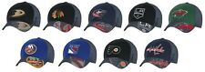 NHL Assorted Teams Reebok Adult Assorted Sizes Structured Cap Hat #M944Z NEW!