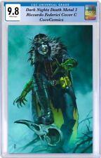 Dark Nights Death Metal #3 CGC 9.8 DC 2020. Federici Cover C  PRE-ORDER 8/12/20.