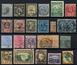 Commonwealth Stamp Collection Inc Mint & Unused British Honduras & Canada