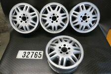 "4 orig. Mercedes W639 Vito V-Klasse Viano Alufelgen 6.5jx16"" ET60 LK5x112 #32765"