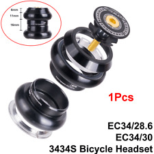 "Bike Bicycle 1 1//8/"" Threadless External Headset Sealed Cartridge Bearings V7N7"